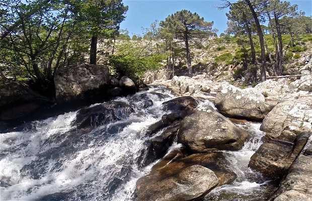 Río Piscia di Gallu
