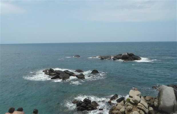 Viste desde el Mirador de Cabo San Juan
