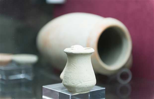 Cueva de Siete Palacios - Museo Arqueologico