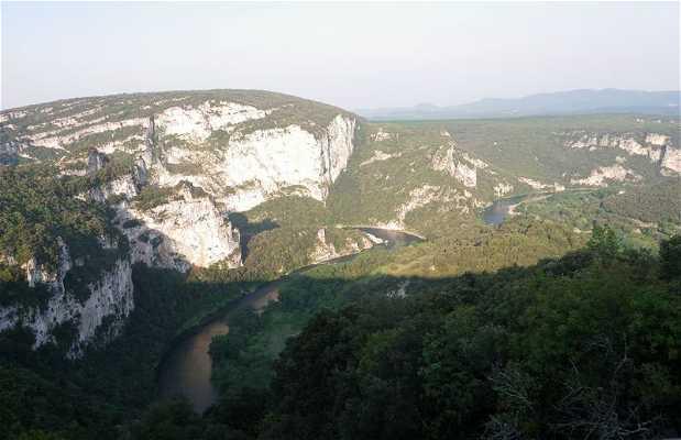 Belvedere Des Gorges
