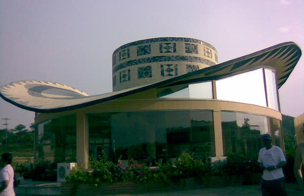 Monumento al Sombrero Vueltiao