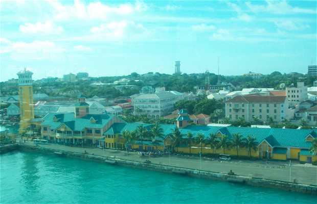 A cidade de Nassau