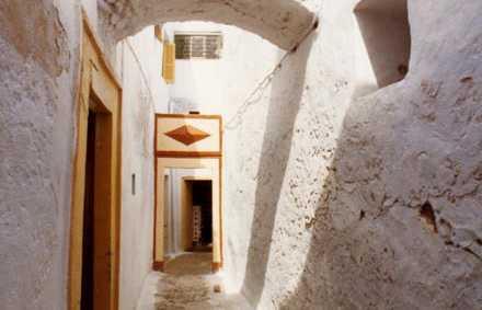 Quartiere storico di Hammamet