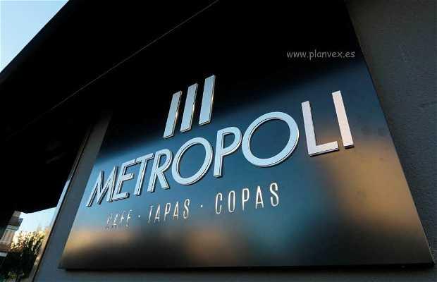 Café-Bar Metropoli