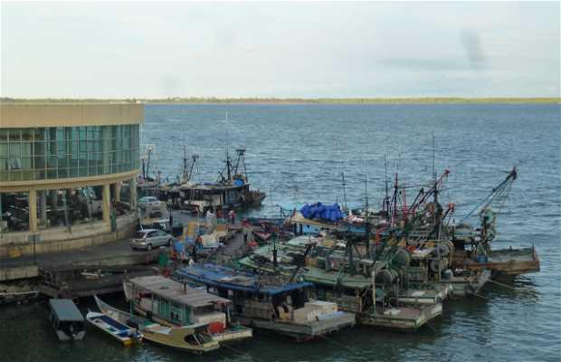 Puerto de Sandakan