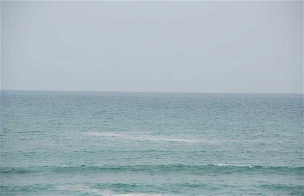 El Atlántico desde A Coruña