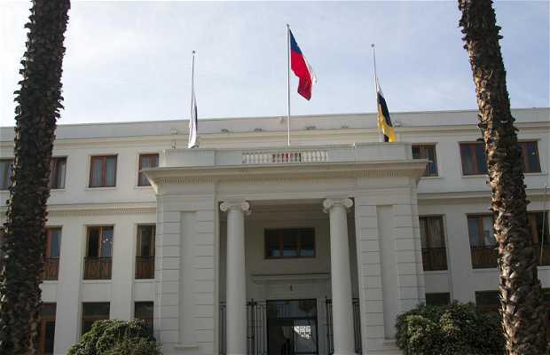Edificio Consistorial (Ilustre Municipalidad de Ñuñoa)