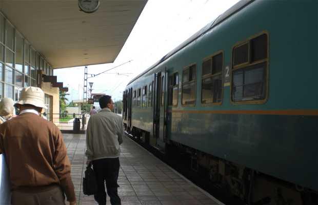 Estación de El Jadida