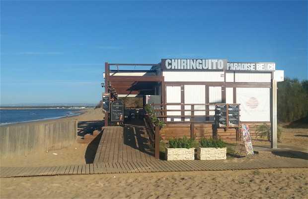 El paradise beach (Fermée)