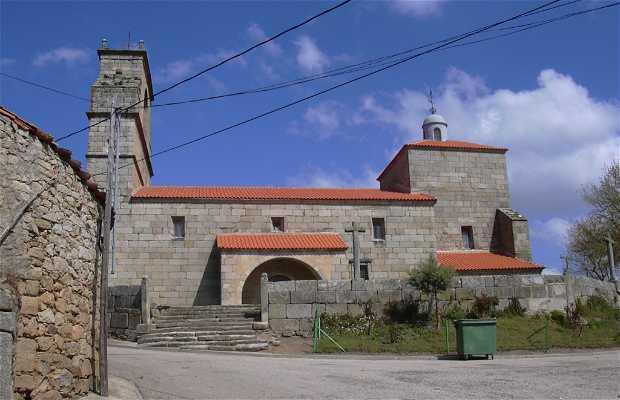 Iglesia de Bogajo