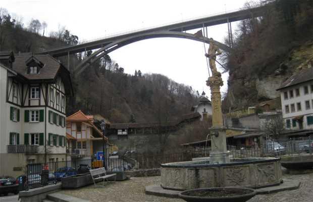 Puente de Gottéron
