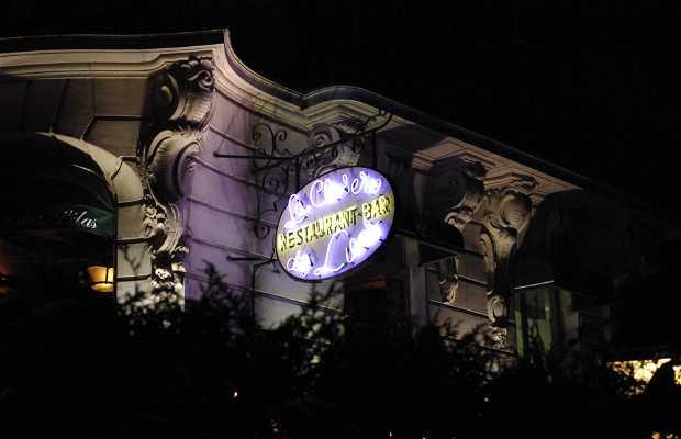 La Closerie Des Lilas Restaurant