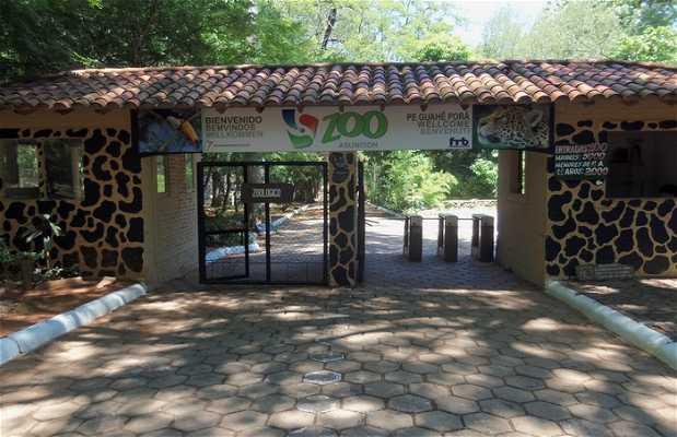 Le zoo du jardin botanique