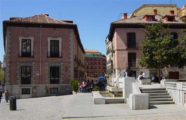 Praça Puerta de Moros