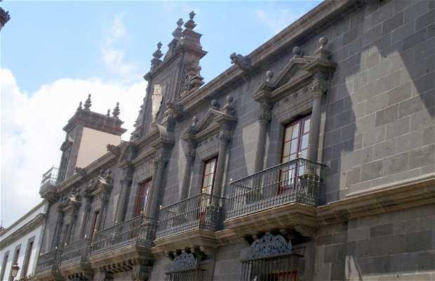 Salazar House - bishopric