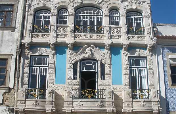 Art Nouveau à Aveiro
