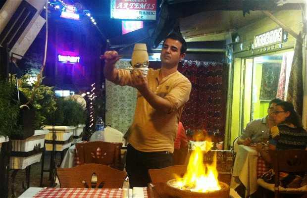Aloran cafe & restaurant