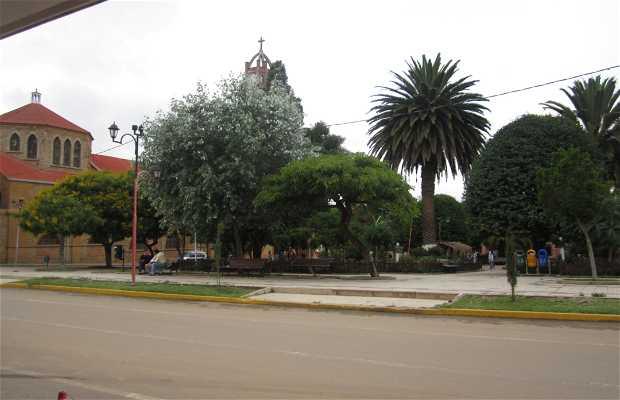 Plaza 26 de Enero