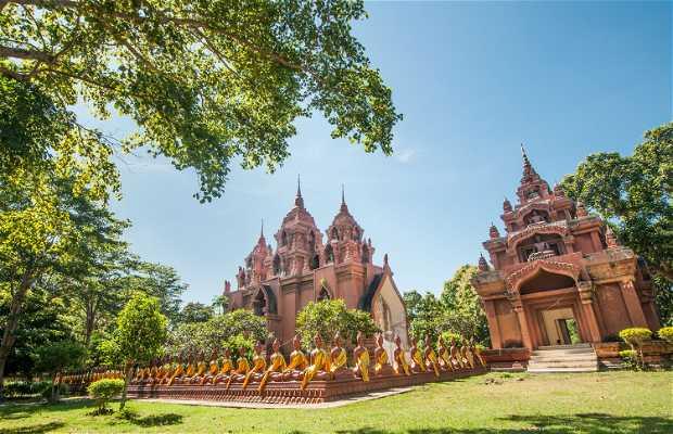 Wat Khao Angkarn