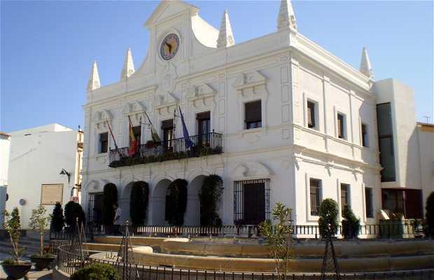 Casa Consistorial de Cartaya