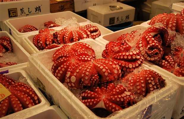 Mercato Tsukiji