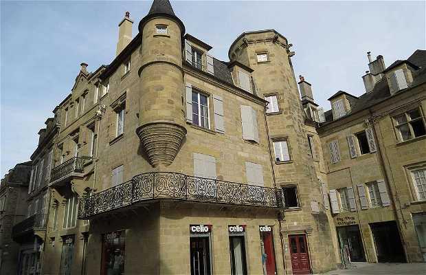 Hôtel de Maillard Quinhart
