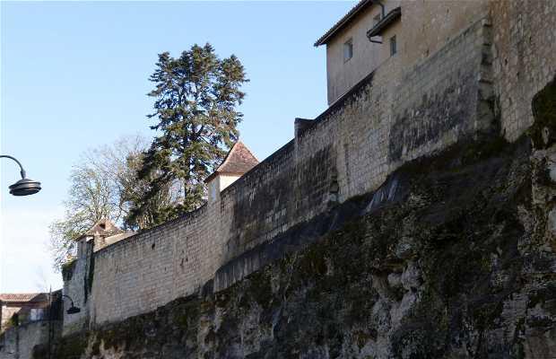 Muralla Lectoure