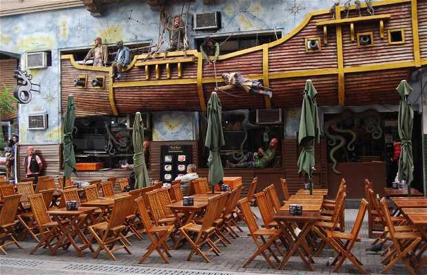 Restaurante Porto Pirata (calle Reconquista)