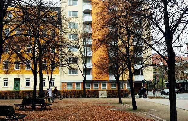Langemarckplatz