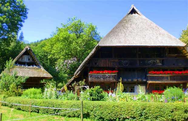Il museo all'aperto Schwarzwälder Freilichtmuseum Vogtsbauernhof