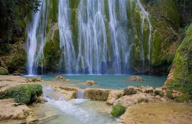 Salto del Limon Waterfall