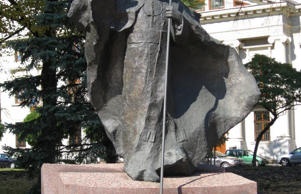 Monument to Pope John Paul II