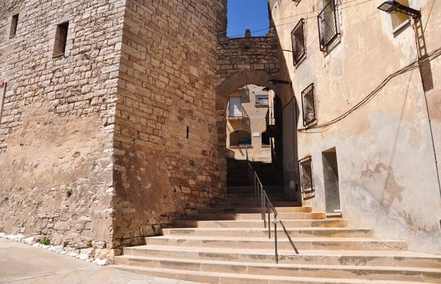 Castillo de Calaf