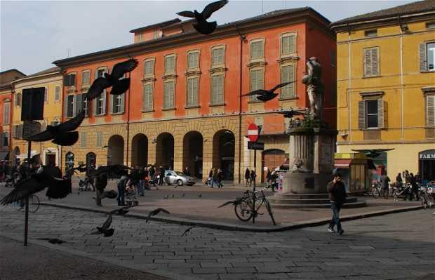 Plaza Camillo Prampolini