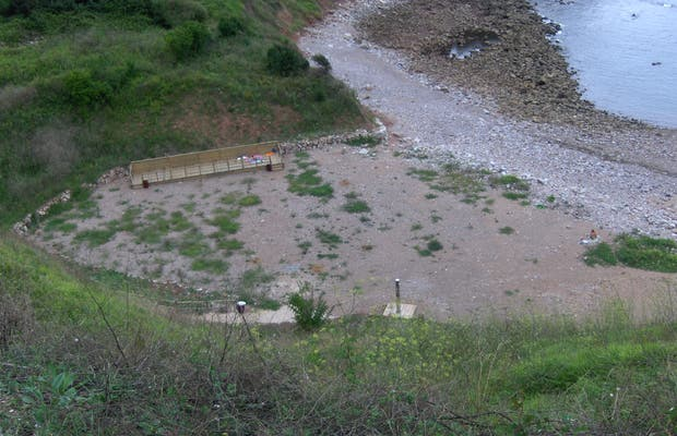 Playa de Rebolleres