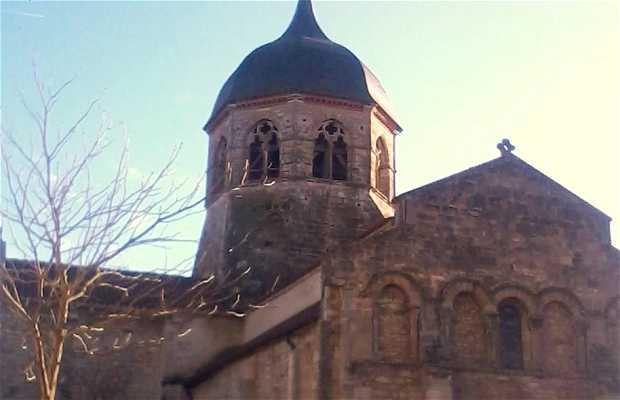Iglesia Saint-Martin de Bellenaves