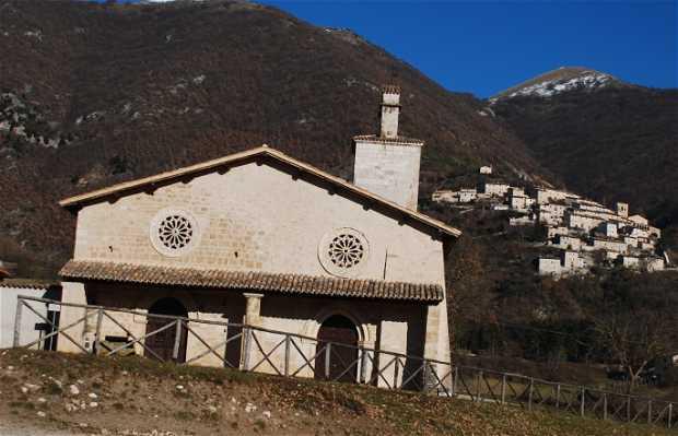 Iglesia de San Salvatore