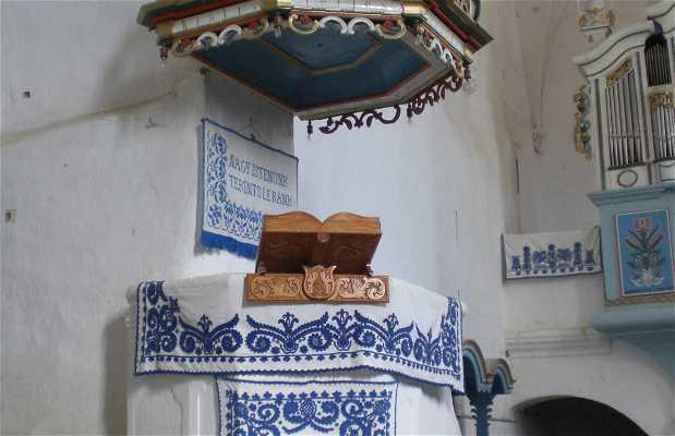 Iglesia de Darjiu