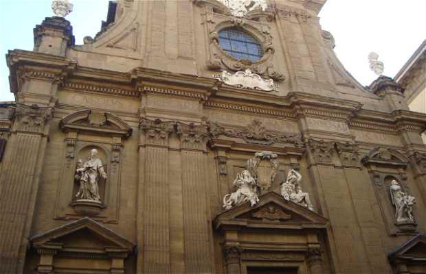 Iglesia San Michele e Gaetano