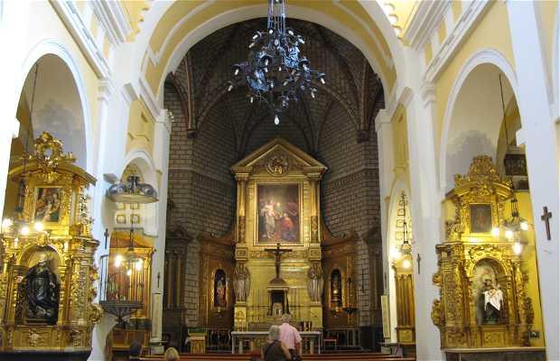Eglise de Santo Tomé