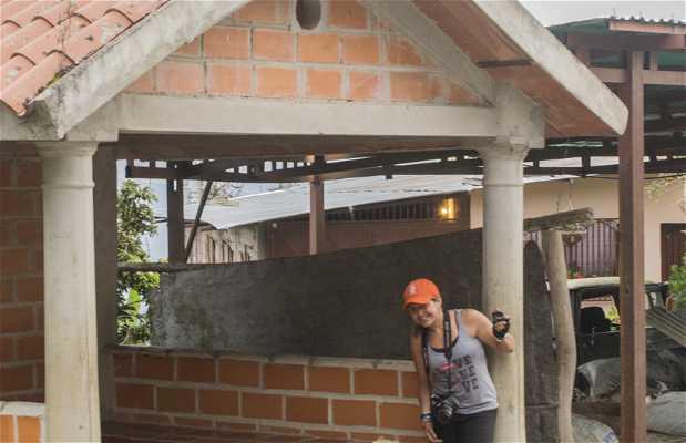 Sector Las Lajas