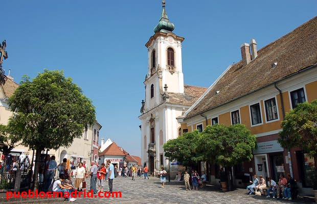 Szentendre in Ungheria