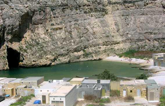 Bahía de Dwejra