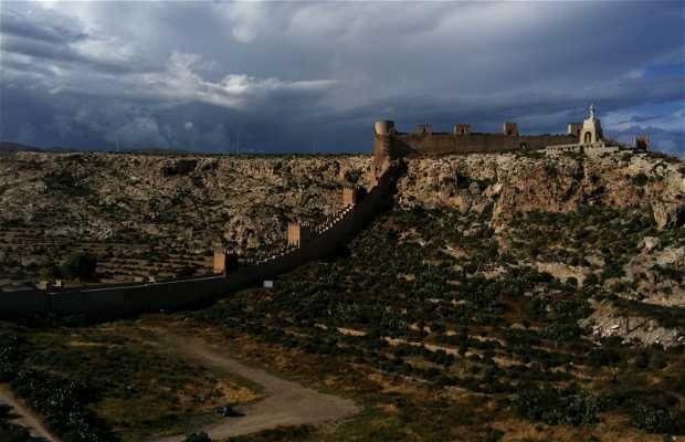 Monument d'Alcazaba de Almeria