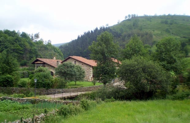 The Valley of Cabuérniga
