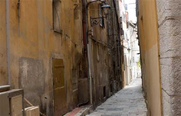 Casco antiguo de Grasse