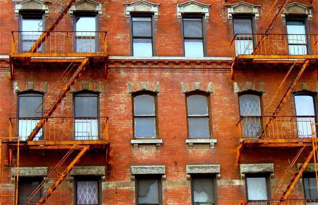 Barrio de Harlem