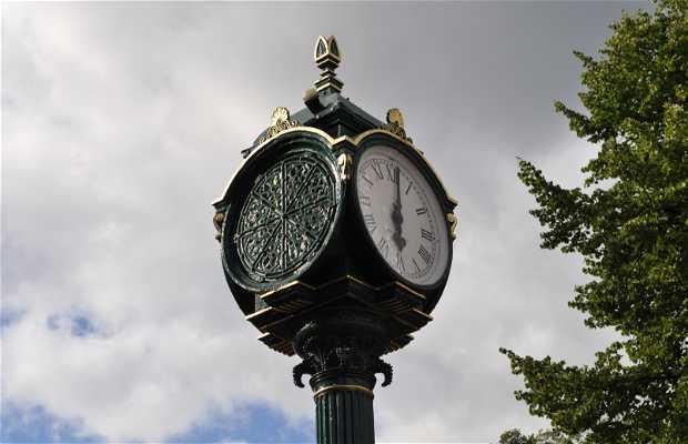 Paterson Clock