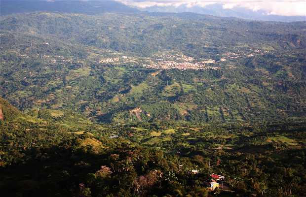 Zona cafetera de Cundinamarca