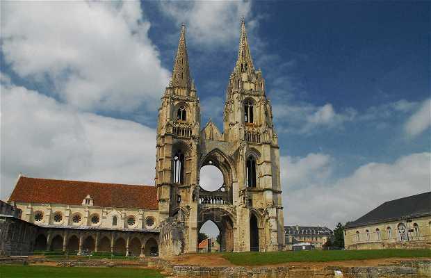 Saint-Jean des Vignes Abbey